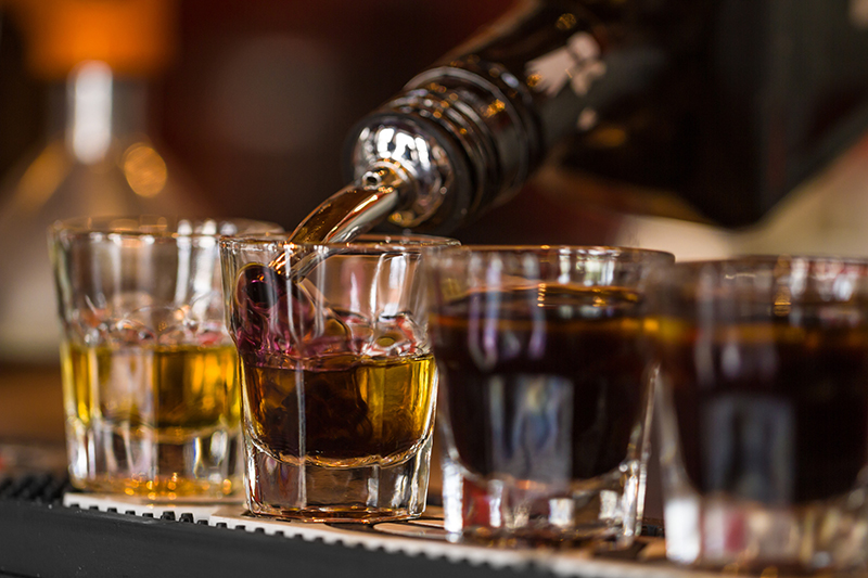The Most Popular Drinks at a Bar